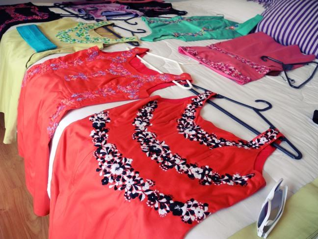 Preparando el Blog de Moda Étnica